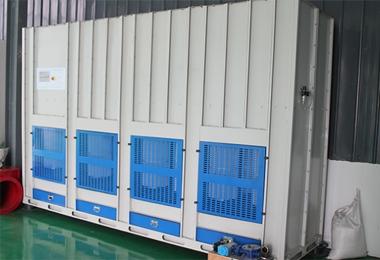 成都环保设备公司干式脉冲打磨吸尘柜